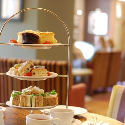 Metropole Hotel Afternoon tea