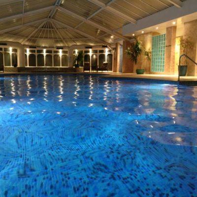Metropole Hotel Indoor Swimming Pool