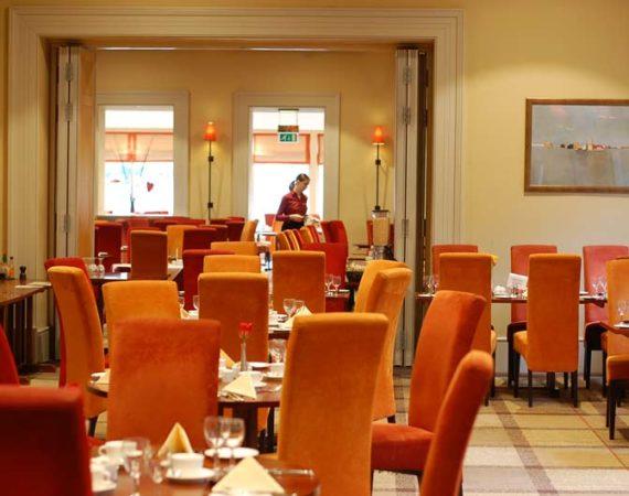 Metropole Hotel Radnor Miles Restaurant