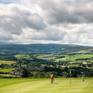 Metropole Hotel Golfing Holiday